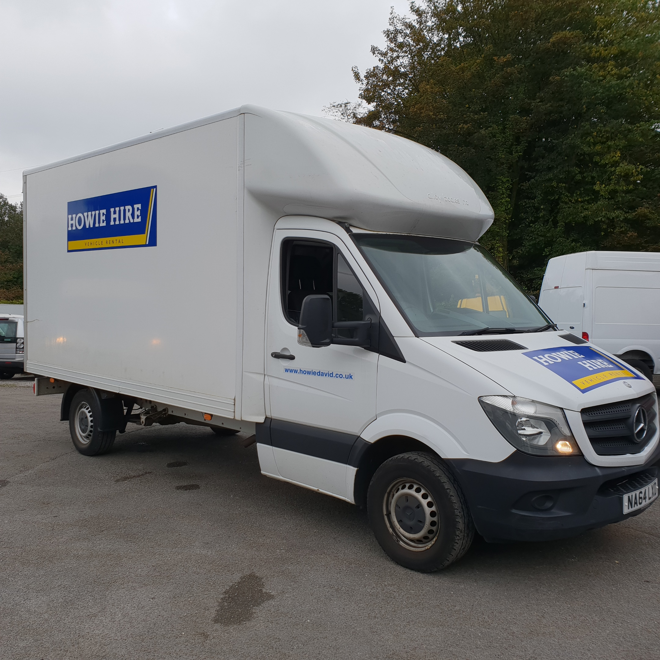LUTON MERCEDES SPRINTER