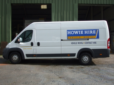 VARIOUS XTRA LONG WHEELBASE VAN